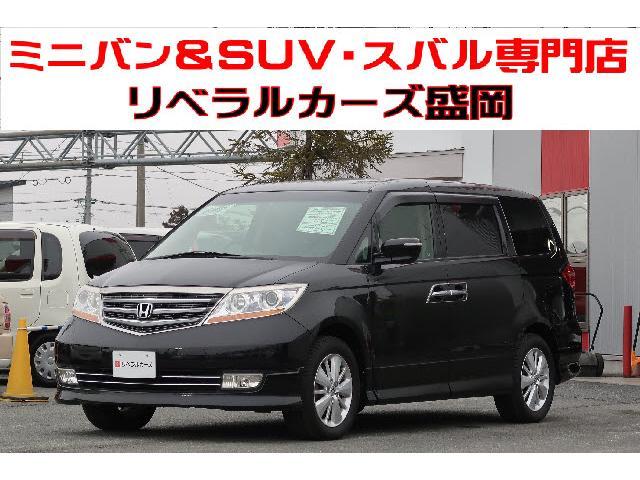ホンダ 4WD S HDDナビスペシャルPKG 黒革シート