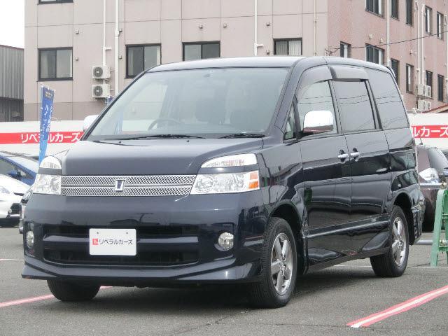 ヴォクシー(トヨタ) Z 煌 中古車画像