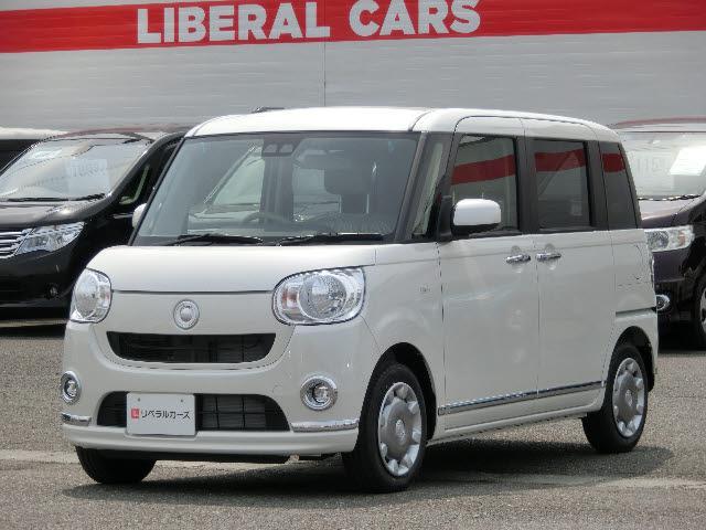 ダイハツ X-LTDメイクアップ SAIII 4WD 登録済み未使用車