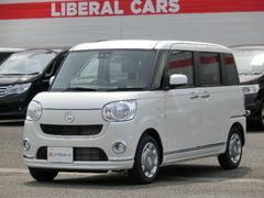 ムーヴキャンバスX−LTDメイクアップSAIII 4WD 届出済未使用車