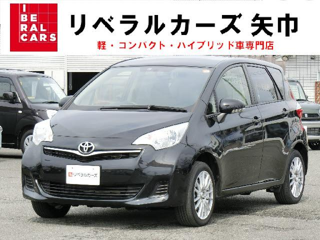 トヨタ X 4WD 純正CD 社外16インチアルミ