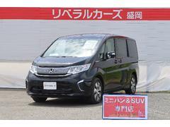 ステップワゴンG・EX 純正SDナビ バックモニター オートスライドD