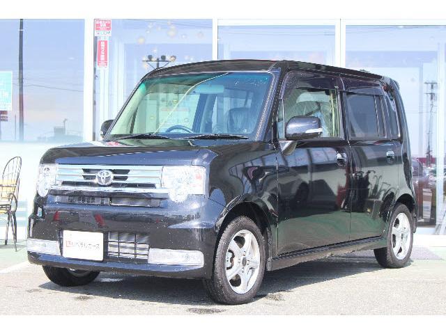 トヨタ カスタム X 4WDイクリプスSDナビ スマートキーワンセグ
