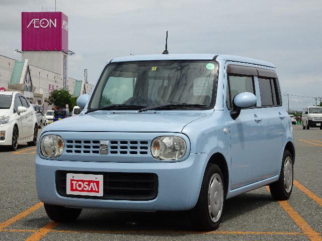 スズキ G 純正CD スマートキー/イモビライザー/ETC タイミングチェーン仕様 関東使用車