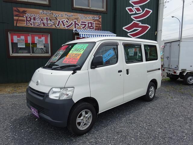 トヨタ DX 4WD リアヒーター