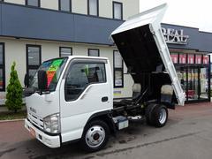 エルフトラックダンプ 4WD 積載量2000kg