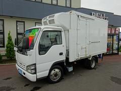 エルフトラック冷蔵冷凍車 4WD 2t −30度 スタンバイ電源
