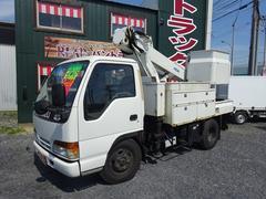 エルフトラック高所作業車 4WD アイチSH099