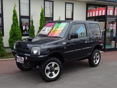 ジムニーワイルドウインド 4WD リフトアップ 社外バンパー