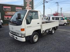 トヨエースSシングルジャストロー 4WD 木製荷台 積載量1250kg