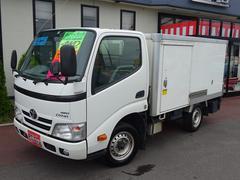 ダイナトラック中温冷凍車 4WD −7℃