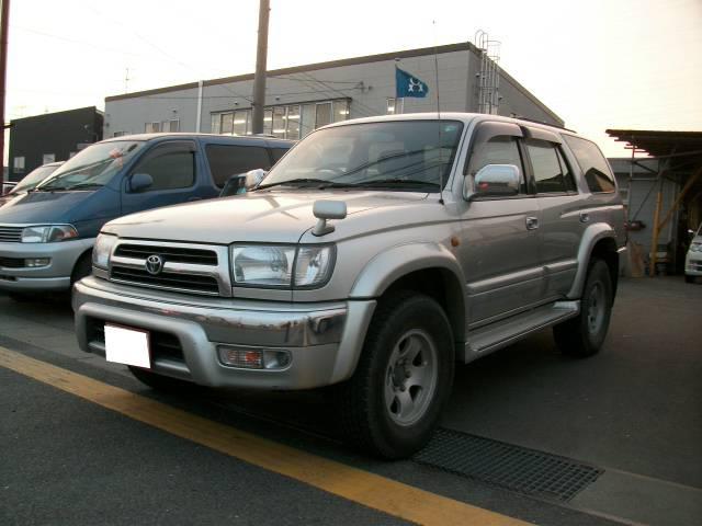 トヨタ SSR-X ワイド 4WD オートマ