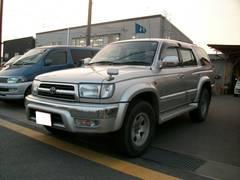 ハイラックスサーフSSR−X ワイド 4WD オートマ