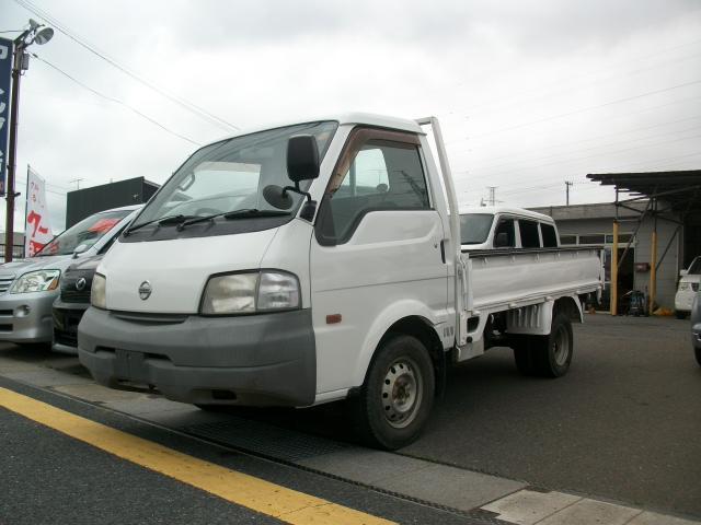 日産 4WD ディーゼル 5速