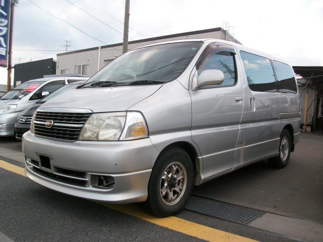 トヨタ G クルージングセレクション 4WD ディーゼル 5人乗り