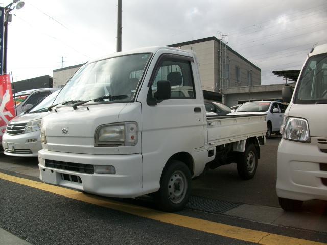 ダイハツ ハイゼットトラック 4WD 5速 (なし)