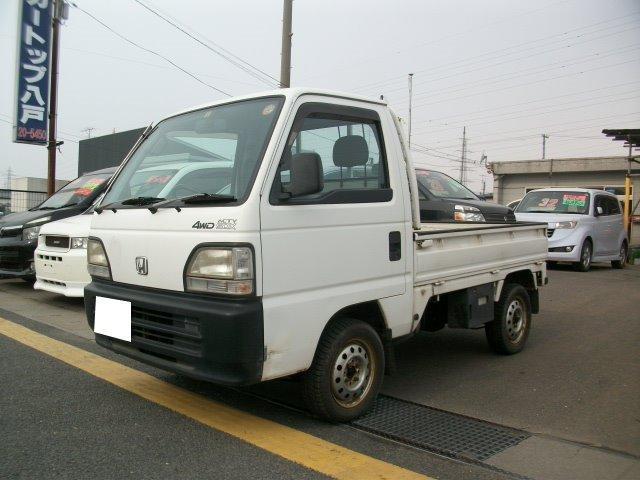 ホンダ 4WD 5速