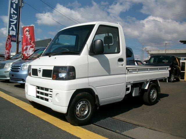 DX 4WD 5速 パワステ エアコン付き(1枚目)