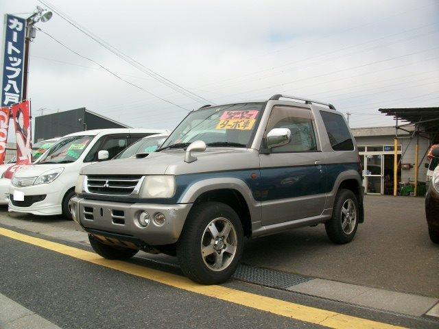 三菱 サウンドビートエディションVR 4WD オートマ ターボ