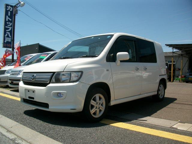 ホンダ W 4WD オートマ 純正ナビ