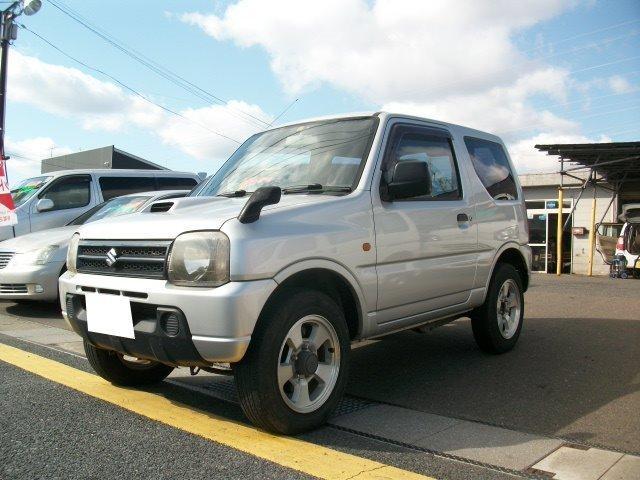 スズキ XG 4WD 5速