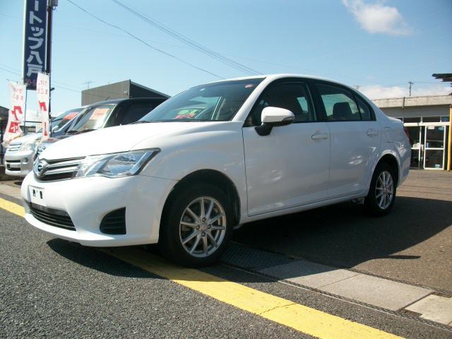 トヨタ カローラアクシオ 1.5X 4WD オートマ キーレス付き