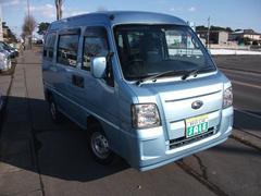 サンバーバンディアス フル装備 CD キーレス リヤヒーター 4WD