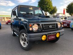 ジムニーワイルドウインド CD NARDIウッドステアリング 4WD