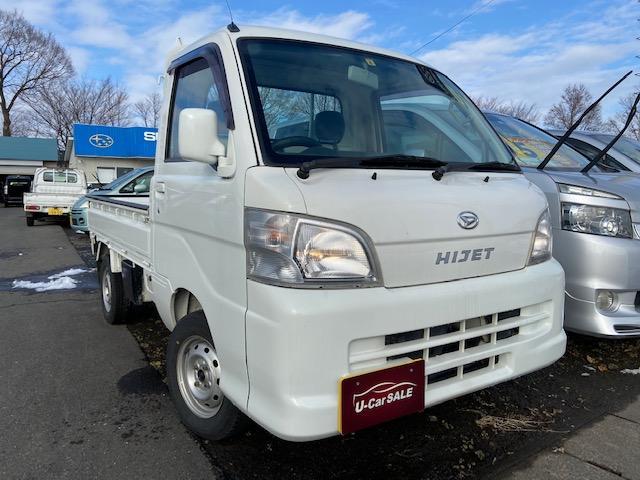 ダイハツ エアコン・パワステ スペシャル AT 4WD