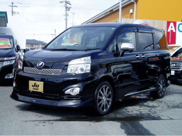 トヨタ ZS 煌III 4WD