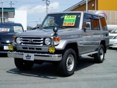 ランドクルーザー70LX ロング 4WD