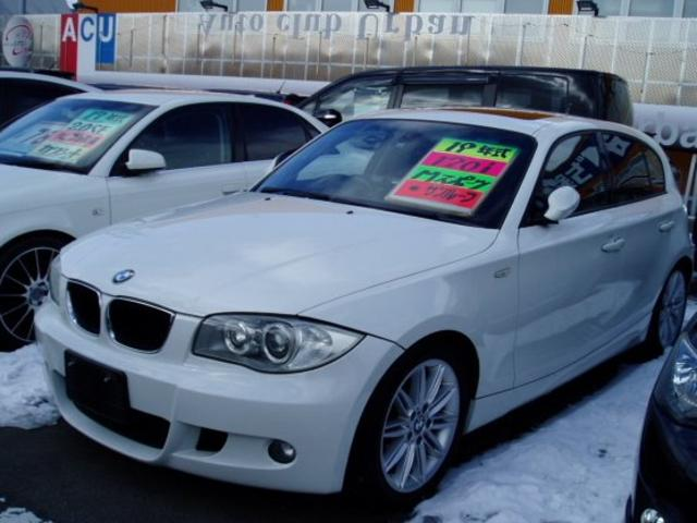 BMW 120i Mスポーツパッケージ