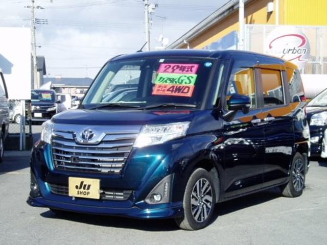 トヨタ カスタムG S 4WD