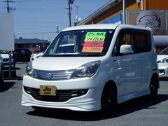 ソリオブラック&ホワイトII 4WD