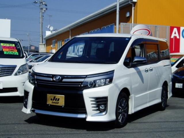 トヨタ ZS 煌II 4WD セーフティーセンス
