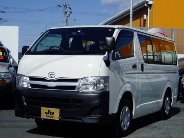 トヨタ ロングDX 9人乗りディーゼル