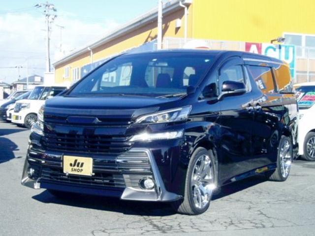 トヨタ 2.5Z Aエディション ゴールデンアイズ 4WD ワンオーナー車 11型ナビ