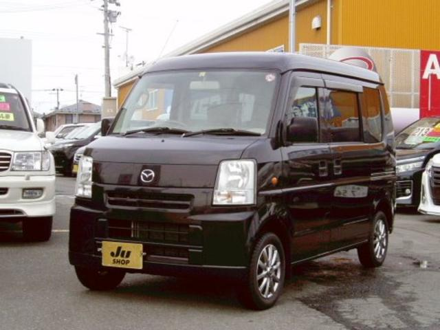 マツダ スクラム バスター 4WD 5MT