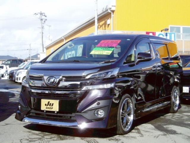 トヨタ 3.5V L 4WD モデリスタエアロ プレミアムサウンド