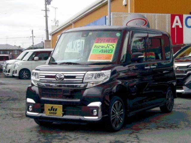 カスタムRS SAII 4WD ターボ