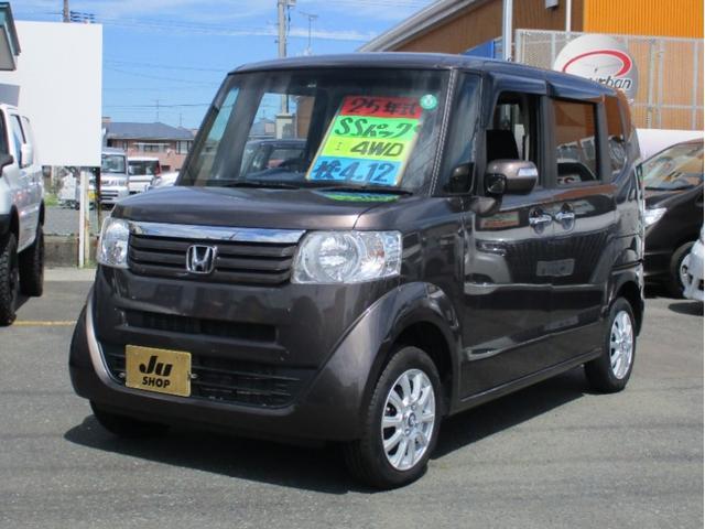 ホンダ G SSパッケージ 4WD ワンオーナー車 純正ナビ