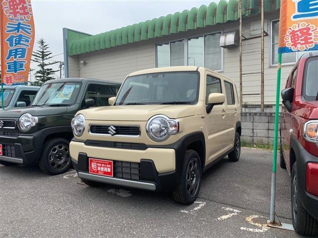 スズキ ハイブリッドG 4WD