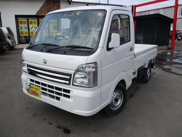スズキ KCスペシャル スズキセーフティサポート 切替式4WD