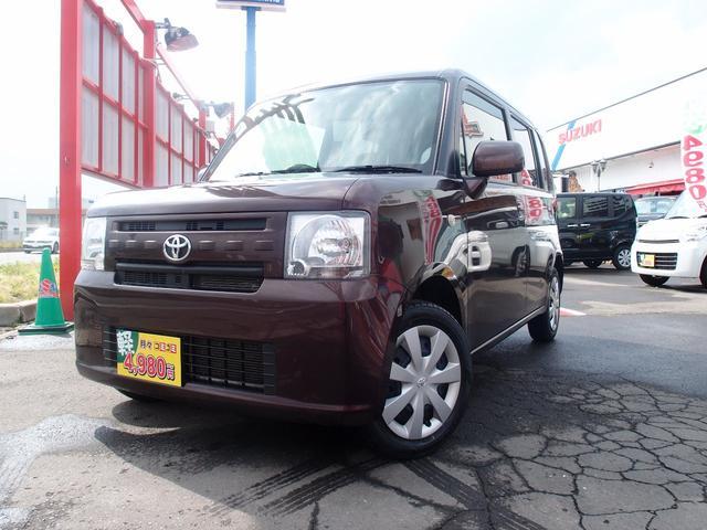 トヨタ L 4WD エコアイドル 純正ナビ・CD 電格ミラー