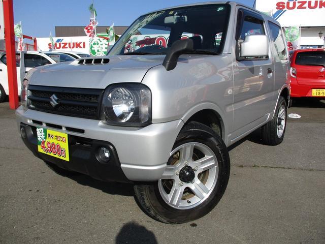 スズキ XG 4WD ナビ・TV・DVD ETC ドラレコ