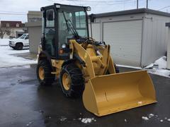 日本CAT 901C ホイールローダー 除雪仕様