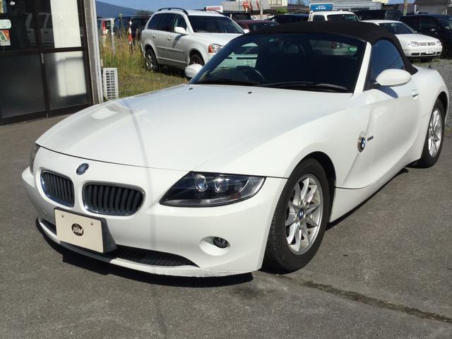 「BMW」「BMW Z4」「オープンカー」「青森県」の中古車
