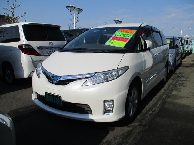 トヨタ Xタイプ 4WD 両側パワースライド