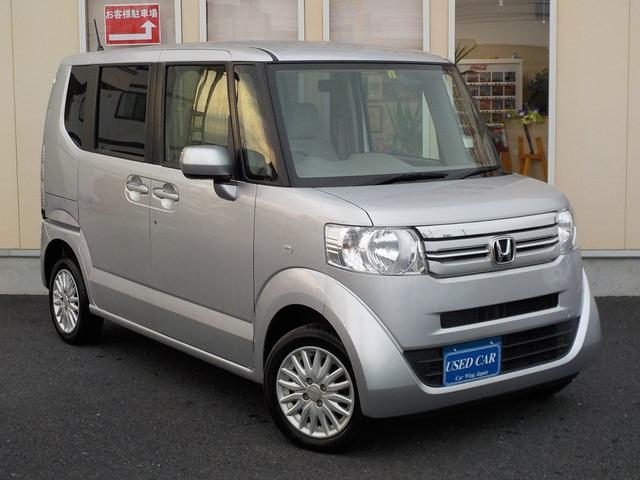 ホンダ N-BOX+ G 車いす仕様車 4WD 後席シート有 両側スライドドア