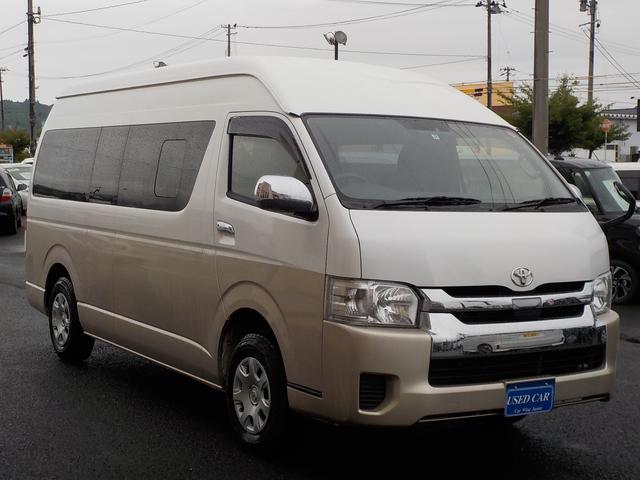 トヨタ グランドキャビン 4WD セーフティセンス 社外ナビ トヨタセーフティセンス 電動スライドドア
